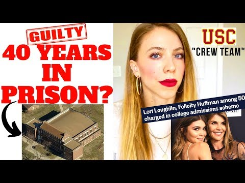 LORI LOUGHLIN/OLIVIA JADE FACING 40 YEARS IN PRISON FOR COLLEGE SCAM- WAS SHE ARRESTED? thumbnail