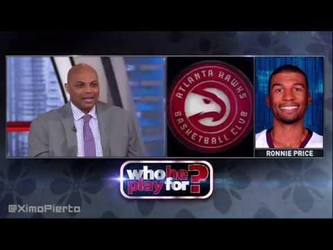 Inside the NBA   Funniest Moments   2015 2016 NBA Season