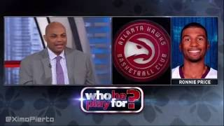 Inside the NBA   Funniest Moments  ¦ 2015 2016 NBA Season