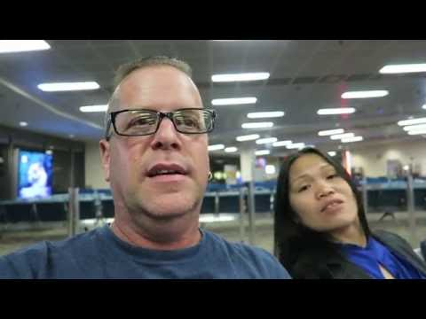 Moving to the Philippines 2016 : Airport Talk
