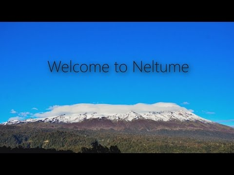 More Than A Language - Neltume, Chile: Welcome To Neltume