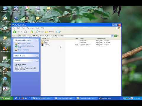 FRONTPAGES 2003 Tạo Website từ Khuôn Mẫu Trang 29 6 2009 Tập1