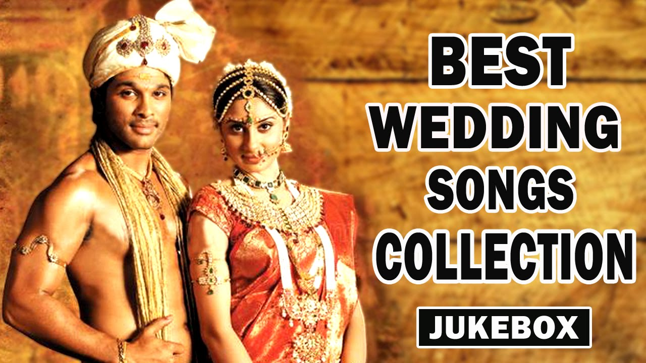 Good Wedding Songs.Non Stop Telugu Best Wedding Songs Collection Jukebox