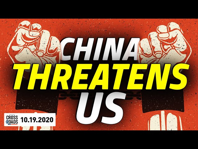 China Threatens to Arrest Americans; Government Report Exposes Student Spies