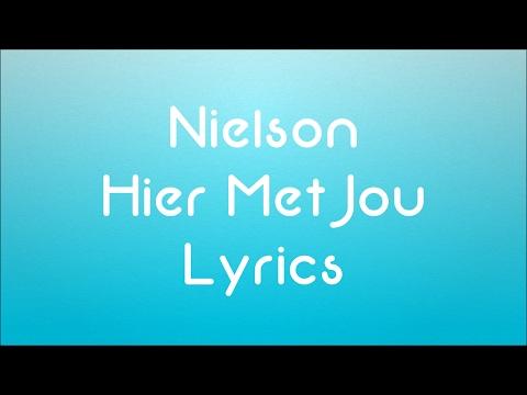 Nielson - Hier Met Jou JBX