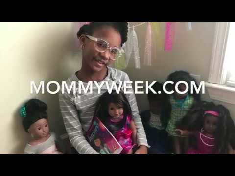 American Girl of the Year 2018 Unboxing