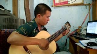 dấu tình sầu - guitar solo
