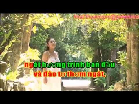 KARAOKE Nhac song Tru tinh 1 Hà Phương