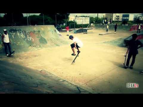 Dean Game Of Skate - Jan. 2013