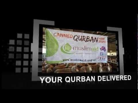 Muslim Aid Australia - Qurban 2012 Distribution