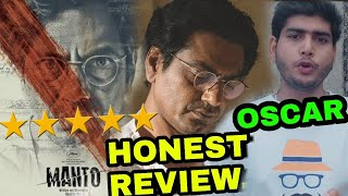 Manto Movie Review Reaction by Mohit, Navajuddin siddiqui, Rishi Kapoor, Manto first Review