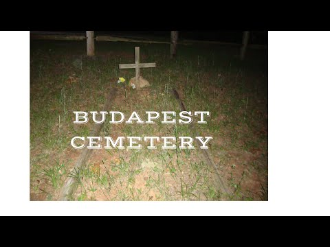 Budapest Cemetery