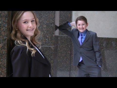 The B'Nai Mitzvah of Jake & Ashley