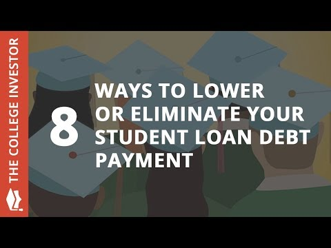 Impairment of goodwill on consolidating student loans