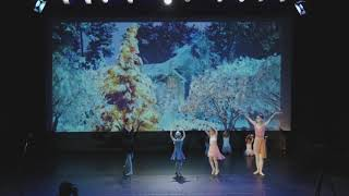 CLASSICAL BALLET PERFORMANCE AT ACADEMY 360 XMAS CONCERT/ 9 DEC 2018