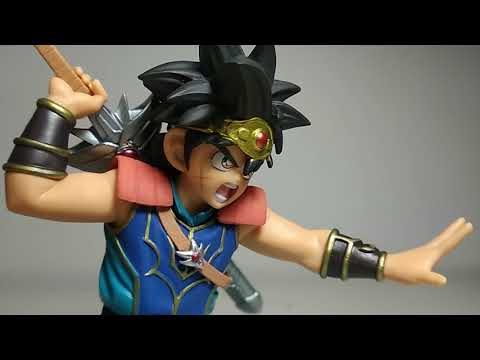 Banpresto jump 50th Anniversary figure Dai Dragon Quest The Great Adventure of Dai