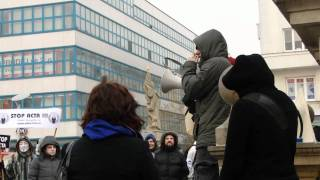 Act against ACTA 2, Ostrava, 1080p