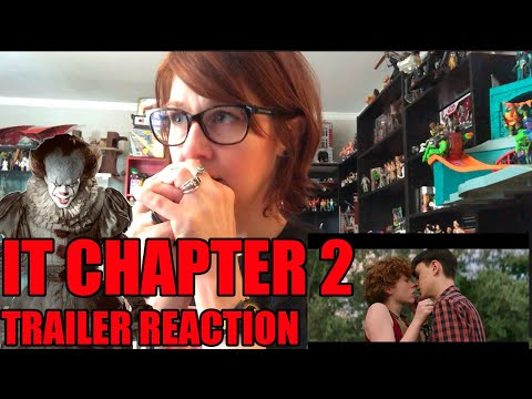 IT: Chapter 2 - Trailer Review and Reaction!