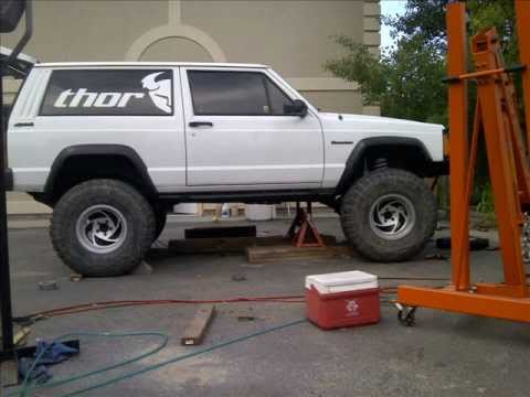 Great Jeep Cherokee Lift Kit