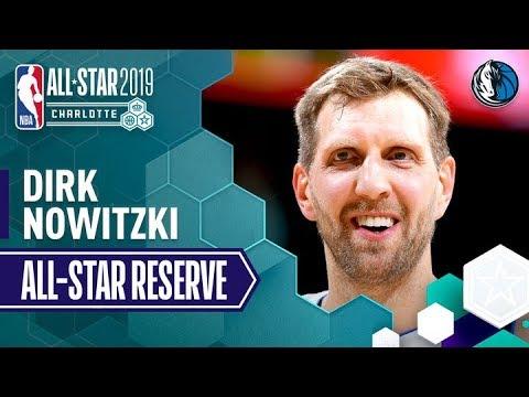 Best Of Dirk Nowitzki 2019 All-Star Reserve | 2018-19 NBA Season