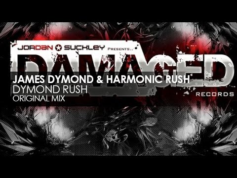 James Dymond and Harmonic Rush - Dymond Rush