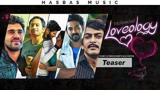 Loveology Malayalam Mashup 💜 [2Kᴴᴰ Preview]   HasBasMusic