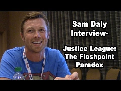 Sam Daly   Justice League: The Flashpoint Paradox
