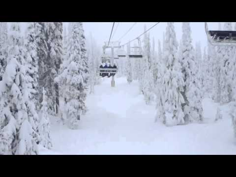 Black Forest chair at Big White