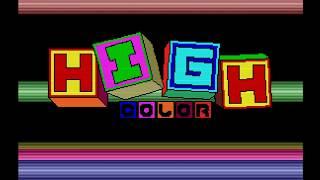 """SAM Coupé: """"High Color"""" Demo (2018)"""