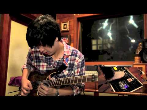 For the love of god - (Steve vai) Cover by Champ Thanat