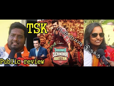 Thaanaa Serndha Koottam  - Tsk - Public Review - Public opinion - RJ Vignesh Open Talk