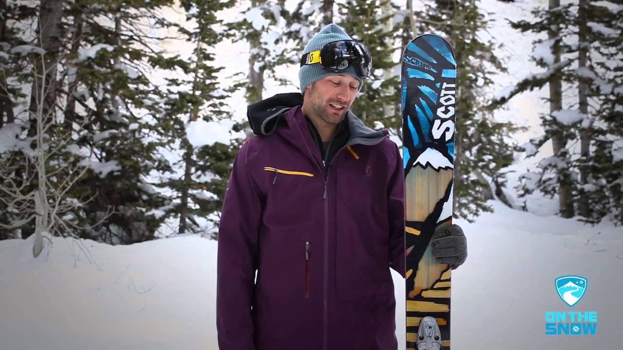 2014 Scott Scrapper Ski Overview