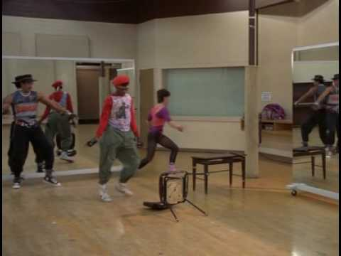 Breakdance The Movie AKA Breakin -TKO Practice for the End G