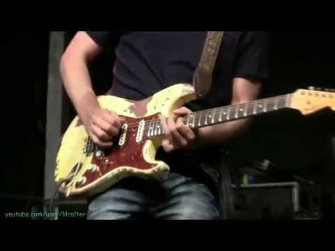 Remo Cavallini Bluesband @ Fête de la musique Luxembourg 2014