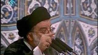 "Aytollah Ahmad Khatami warn elements of ""Cultural Fitna"" in Friday prayer"