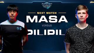 MaSa vs PiLiPiLi TvP - Quarterfinals - WCS Challenger NA Season 1