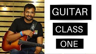 FULL VIDEO CLASS 1 LEARN  GUITARS IN JUST 10 DAYS BY EBENEZER JOHN PREMKUMAR