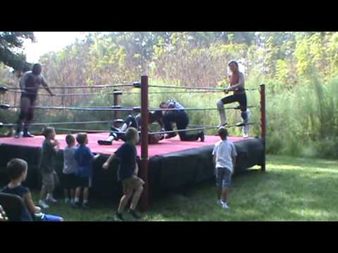 Wwe Birthday Party Youtube