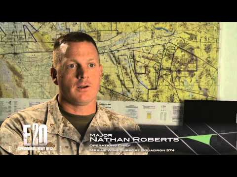 "Marine Corps ""Expeditionary Energy"""