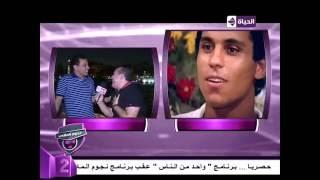نجوم الملاعب - ك/ حسام البدري عن دورة في فيلم  يارب ولد  إكرامي دبسنا والناس قالت علينا كومبارس
