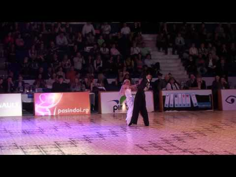 DANCE MASTERS 2011 - IDSF INTERNATIONAL ADULT OPEN LATIN - FINALIST PRESENTATIONS