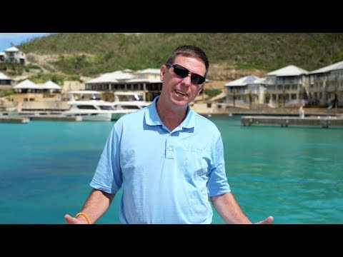 British Virgin Islands Update: Scrub Island