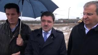 Yozgat kapalı cezaevi inşaatı devam ediyor