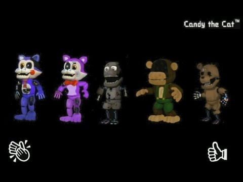 FNAC World - Adventure FNAC Characters (FanMade)