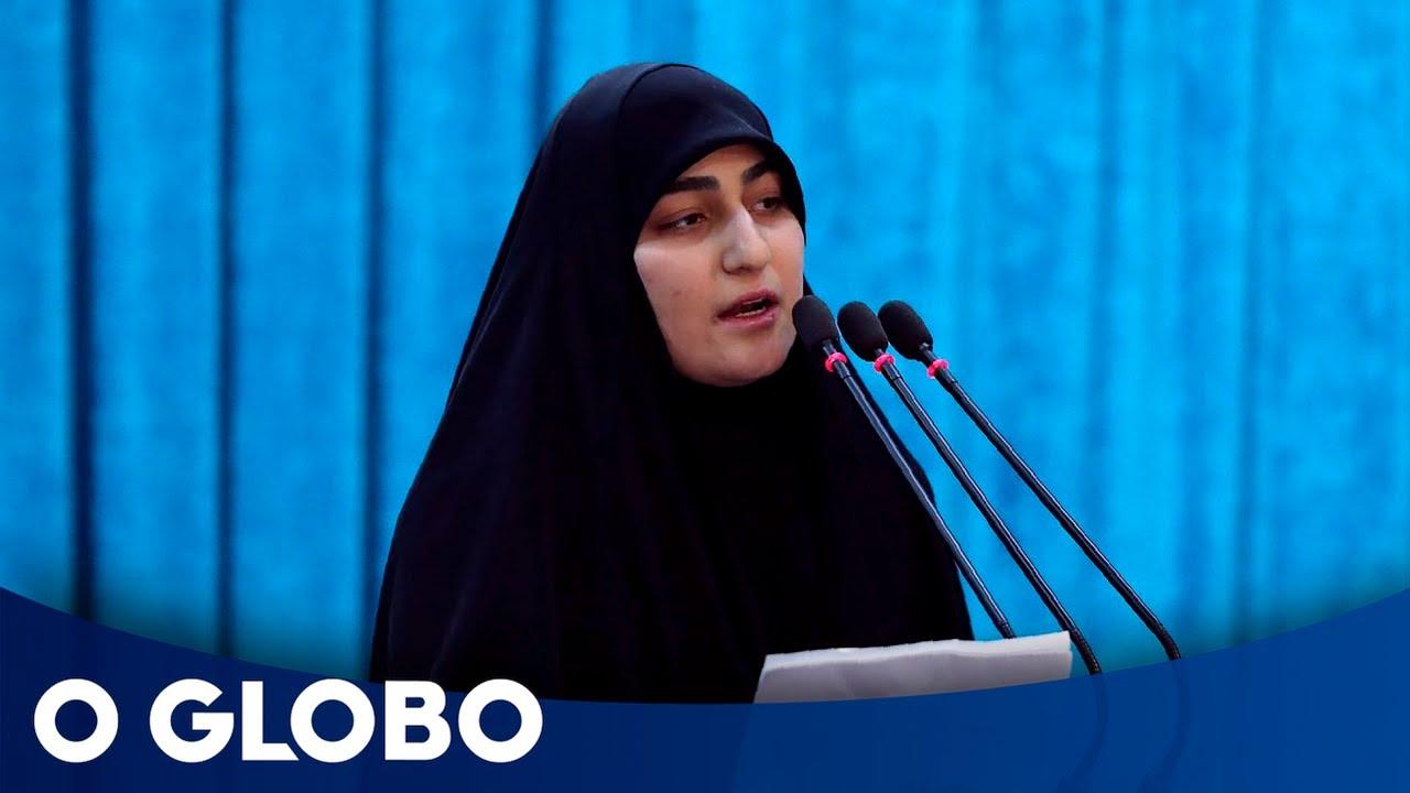 JORNAL O GLOBO - Filha do general Soleimani jura vingança aos EUA