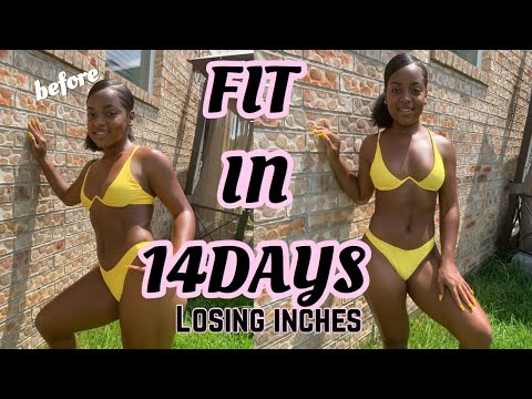 CHLOE TING 2 Week Shredding Challenge... 👀 Loosing Weight W/and Inches  NO GYM|YANABOO💋