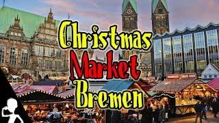 German Christmas Market In Bremen | Part 1 | Get Germanized