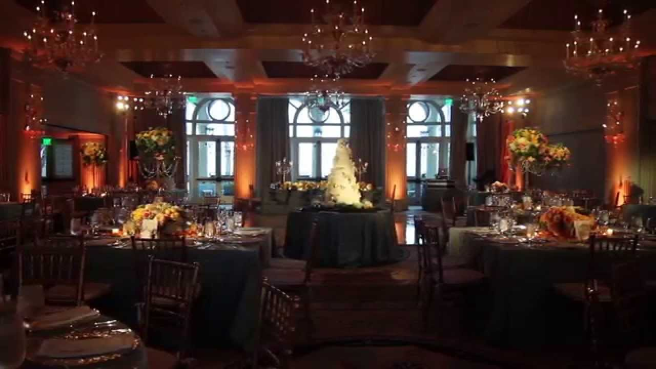 Casa Del Mar Wedding Venue Santa Monica Ca Youtube