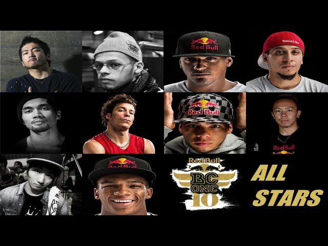 Red Bull BC ONE All Stars Trailer ** The 3rd Members **