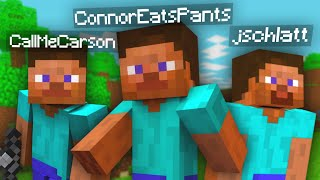We Started a Classic Minecraft Server... SMP Classic